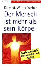 Buch: Der Mensch ist mehr als sein Körper